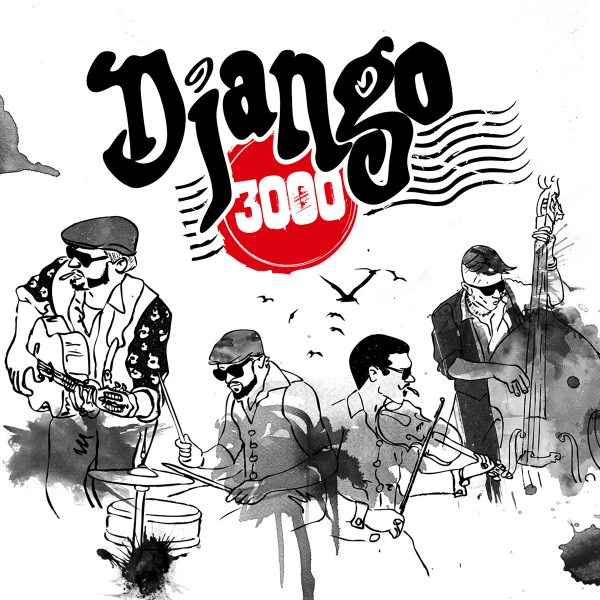 Django3000-CD3000_Debuetalbum